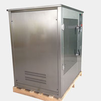 10Kw Heating Sterilizing and Box Type Drying Microwave Oven