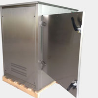 8Kw Heating Sterilizing and Drying Stainless Steel Microwave Oven