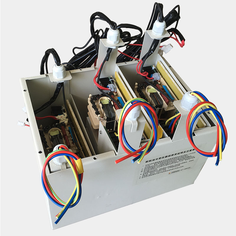 3x1000W Oil Immersed Magnetron Power Supply